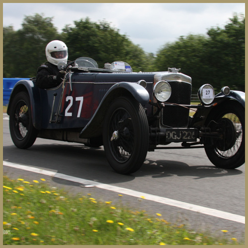 Brooklands Double Twelve News: Chateau Impney Hill Climb, Droitwich