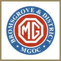 Bromsgrove & District MG Owners Club, Chateau Impney Hill Climb, Droitwich
