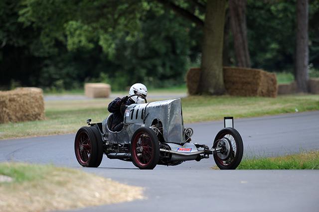 GN Spider II at the Chateau Impney Hill Climb, Droitwich