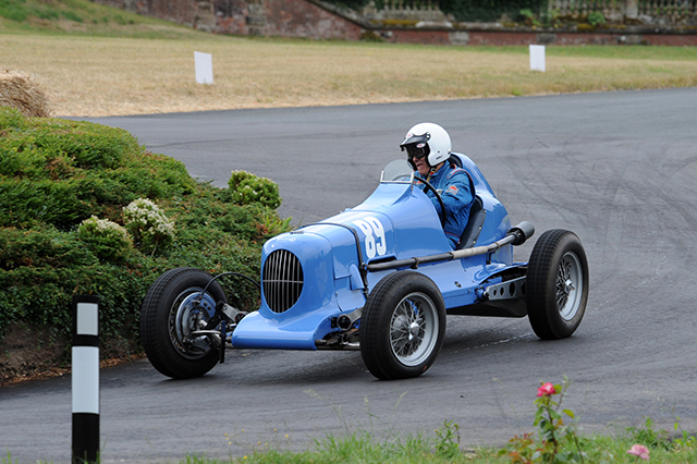 Stafford Special at the Chateau Impney Hill Climb, Droitwich
