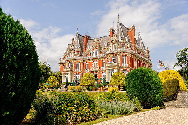 Chateau Impney Hotel & Exhibition Centre, Droitwich